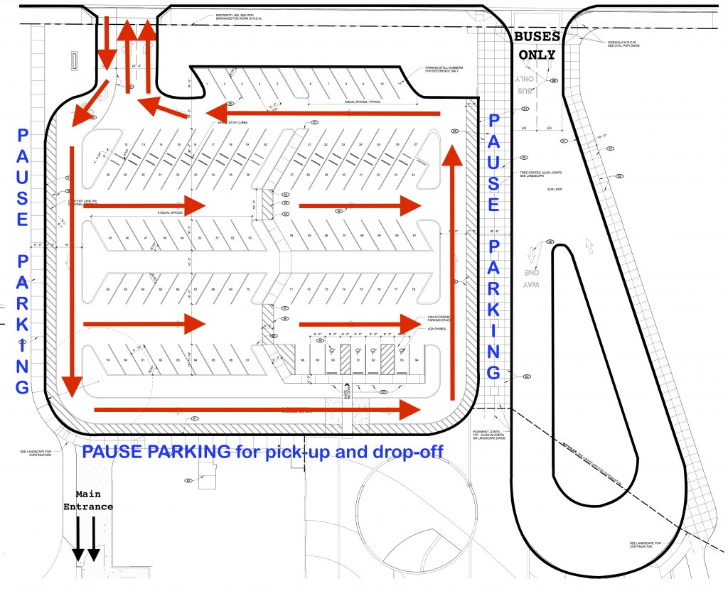 PARKING-Directional-Map